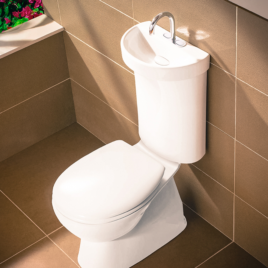 First WELS 5 Star Toilet Suite